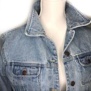 Vintage Bill Blass Jeans Jacket M